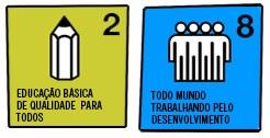 ODM - Objetivo 2 e 8