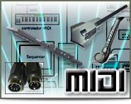 Palestra sobre MIDI
