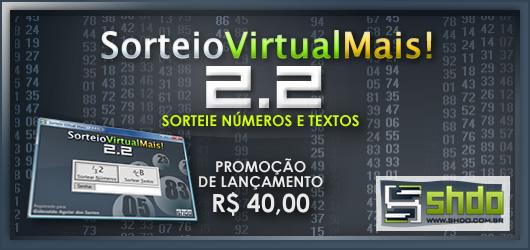 Sorteio Virtual Mais 2.2